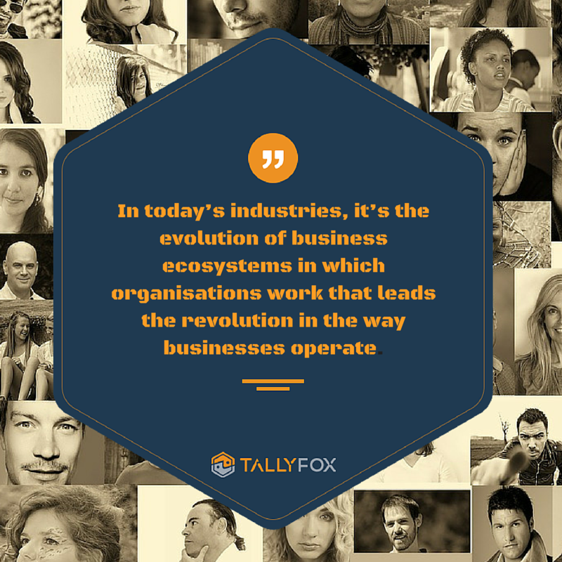 Business Ecosystem Motivational Quote